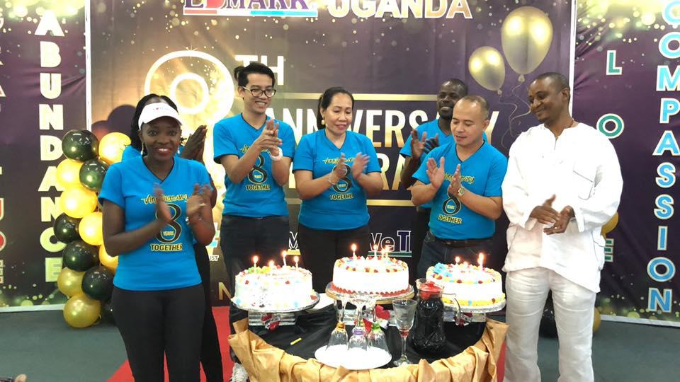 2 November 2019 – Edmark Uganda's 8th Anniversary Celebrations