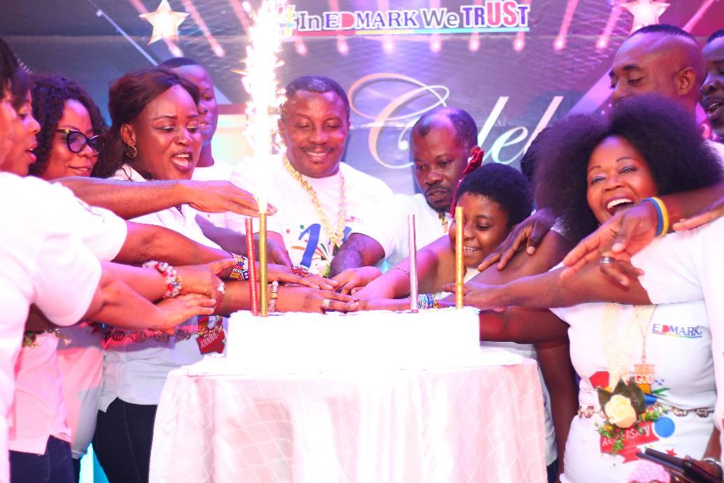 14 December 2019 – Edmark Accra's 11th Anniversary