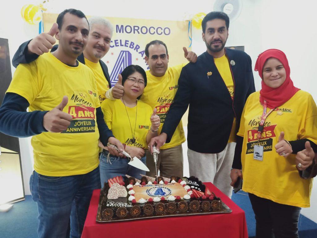 28 December 2019 – Morocco's 4th Anniversary Celebrations