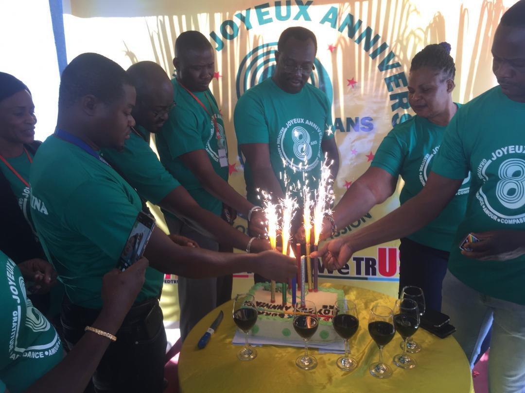 30 November 2019 – Edmark Burkina Faso's 8th Anniversary