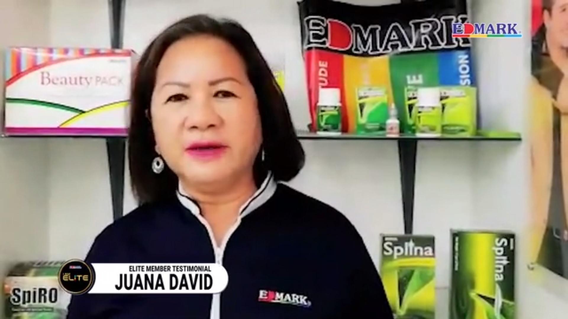 Elite Testimonial – SCM Juana David