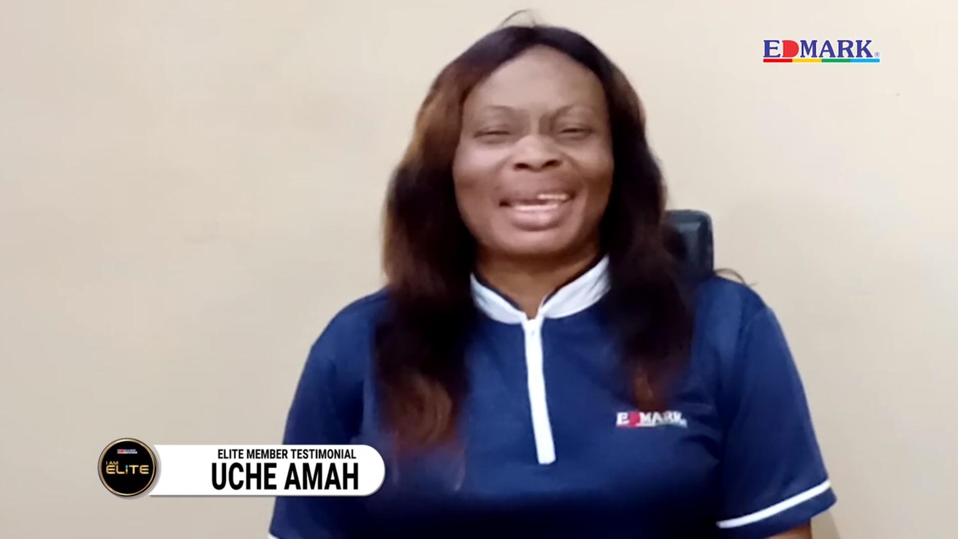 Elite Testimonial – DCM Uche Amah