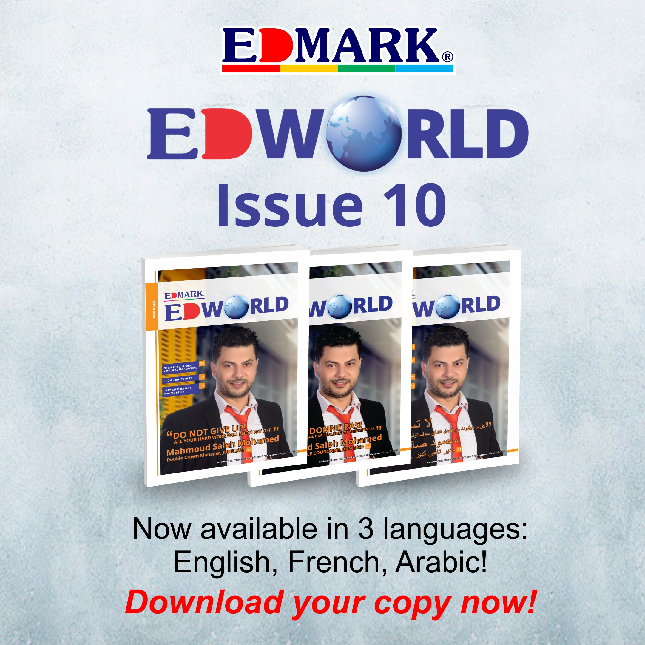 EDWORLD Issue 10