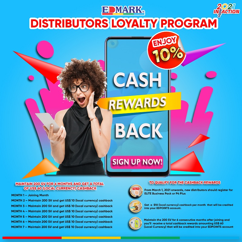 Distributors Loyalty Program