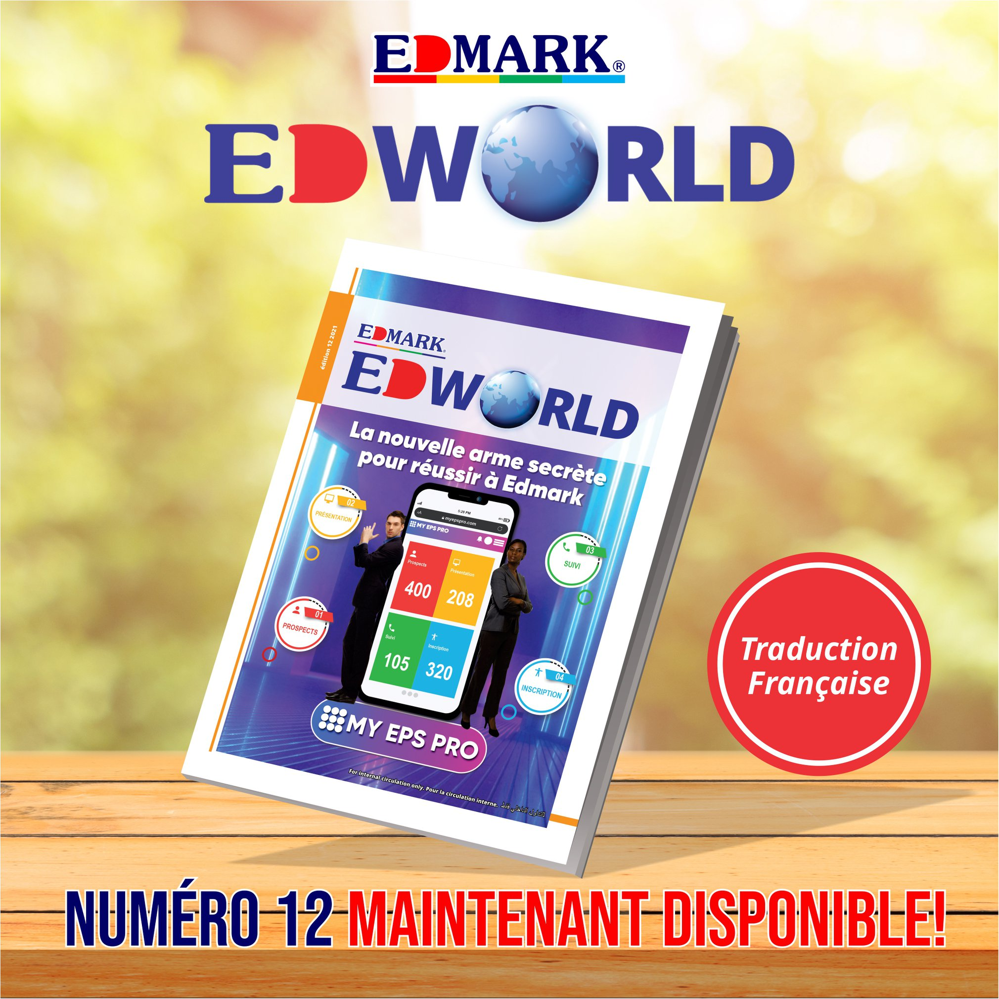 EDWORLD Issue 12 – French