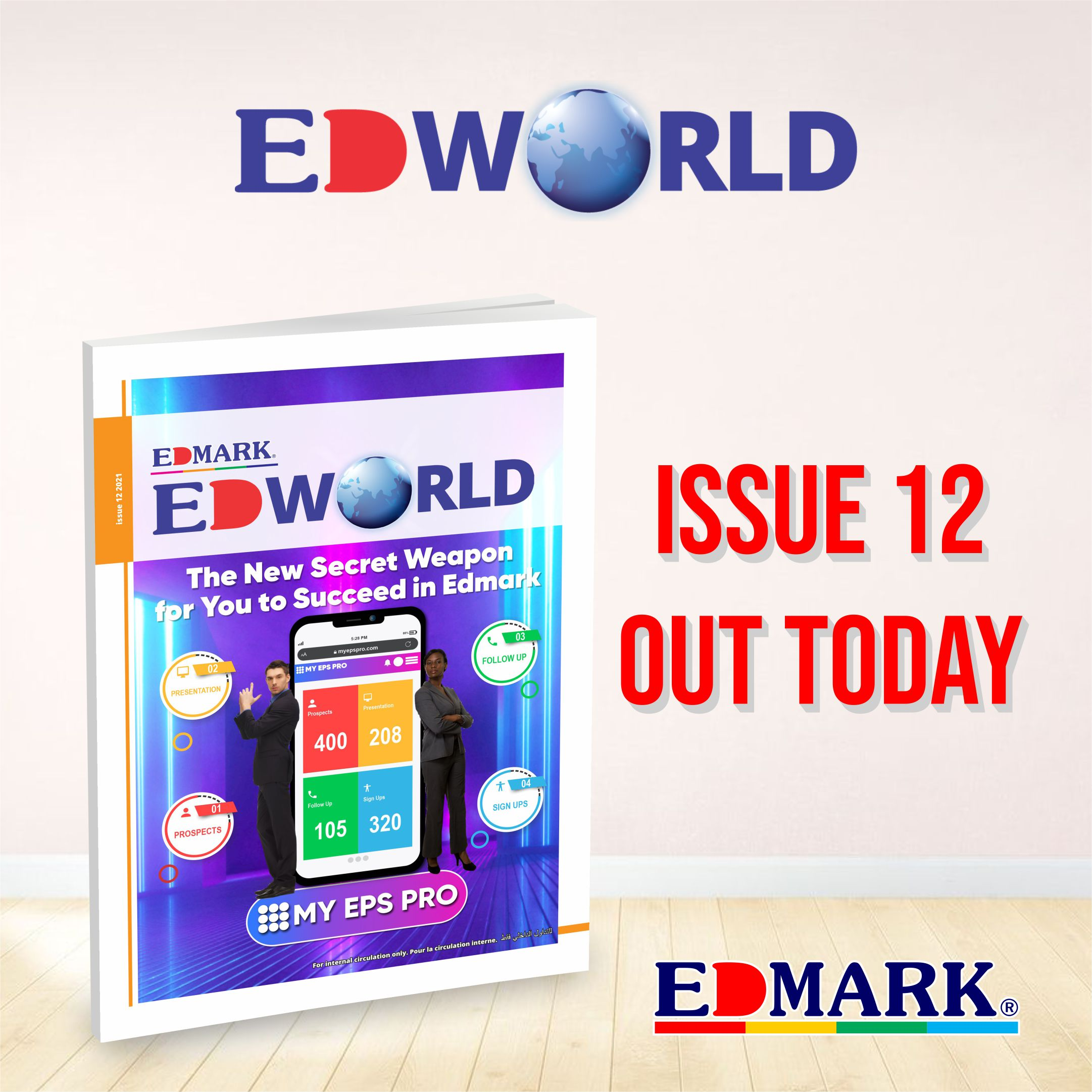 EDWORLD Issue 12