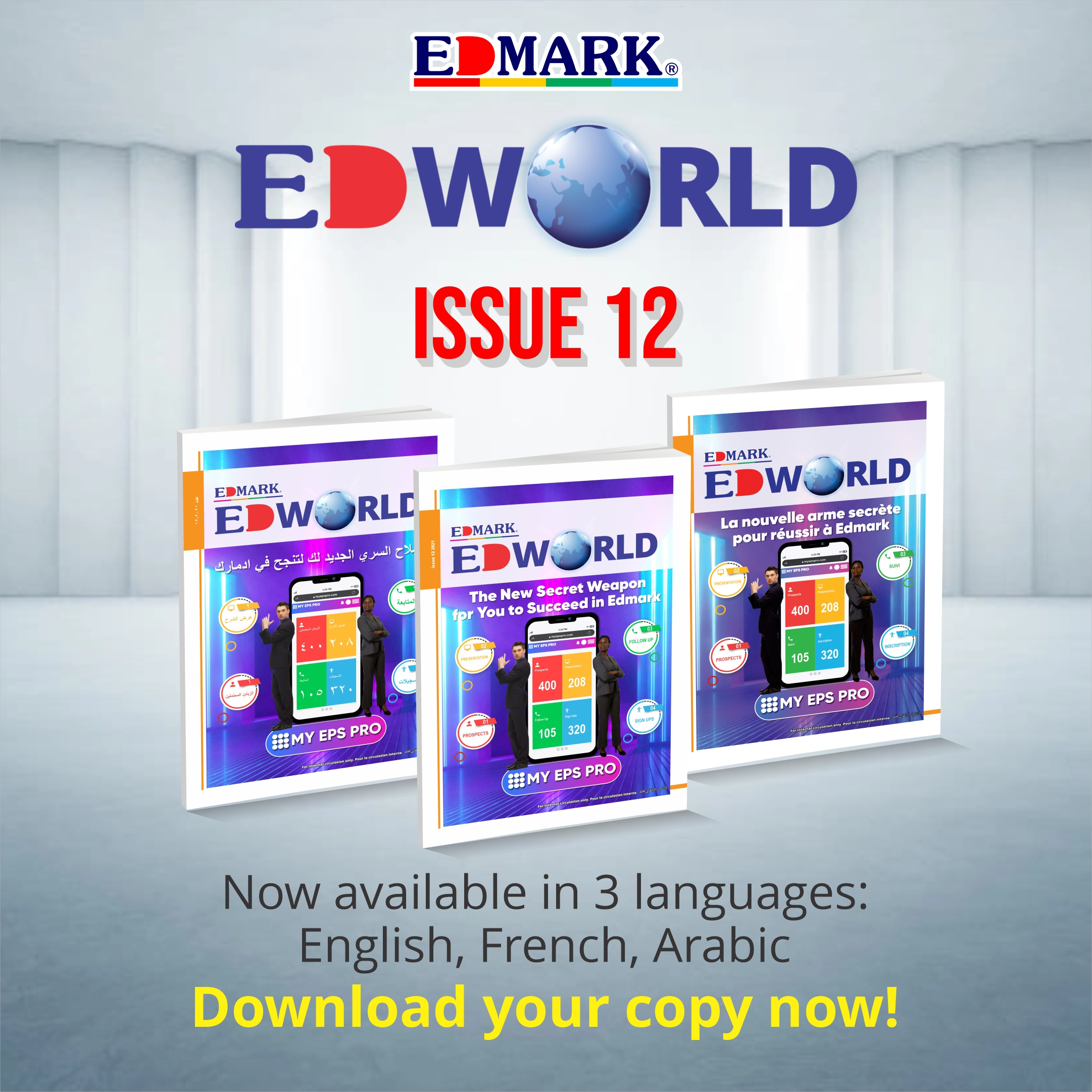 EDWORLD Issue 12 – Complete Edition