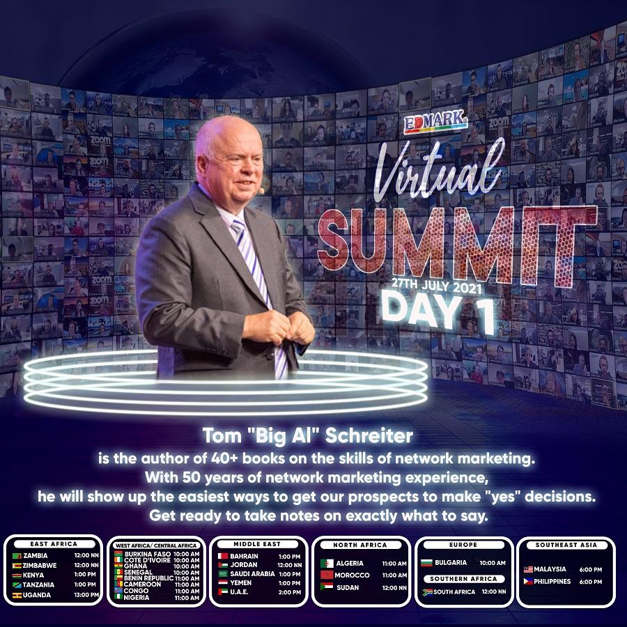 Edmark Virtual Summit 2.0