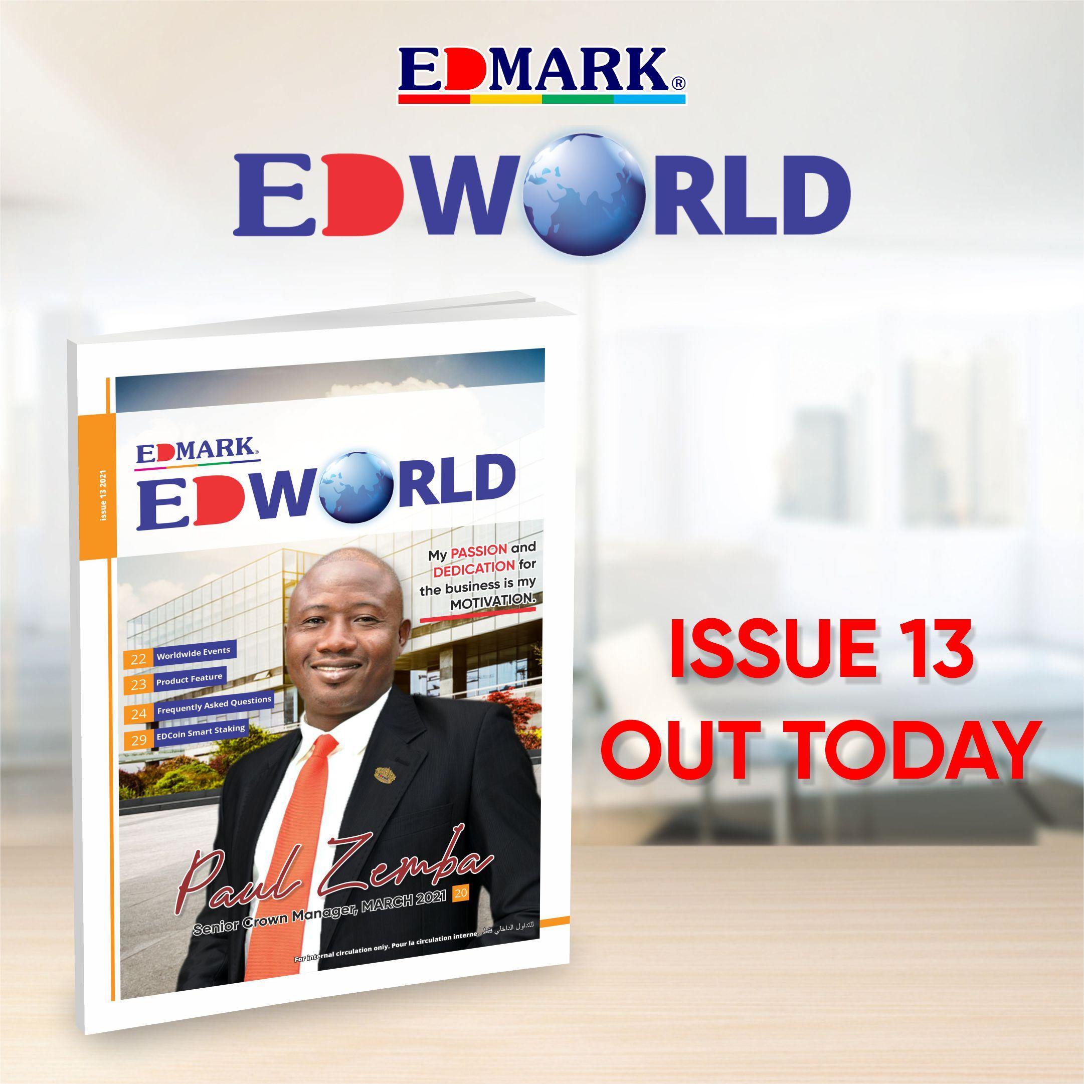 EDWORLD Issue 13